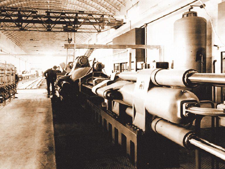 La storia di Metra - 1962