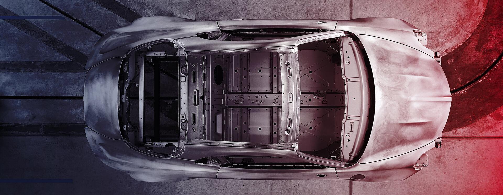 Metra - alluminio per il settore automotive
