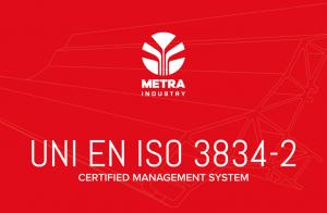 UNI EN ISO 3834-2